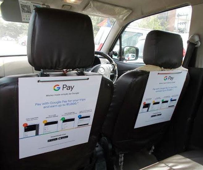 Taxi Cab Advertising | Cab Taxi Advertising Branding